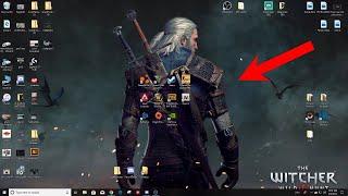 How To Change Desktop Background Windows 10