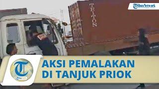 Viral Aksi Pemalakan Preman terhadap Sopir Truk di Tanjung Priok, Gepkes: Laporkan ke Kepolisian