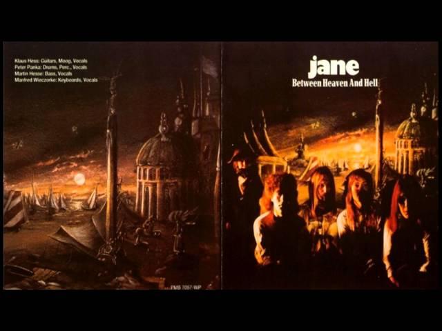 Jane - Between Heaven and Hell (1977) [Full Album] [HD]