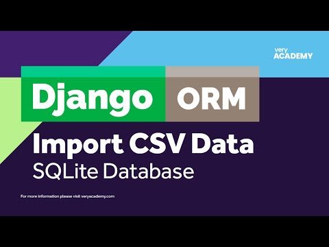 Django Import CSV into Model thumbnail
