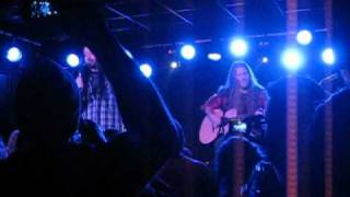 Evergrey - As I Lie Here Bleeding(Acoustic)@Sticky Fingers 2011-02-26