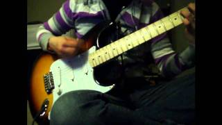 ZWAN Settle Down Guitar Cover