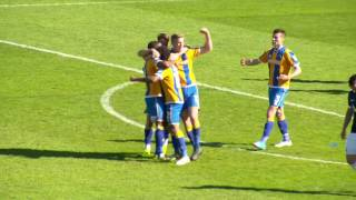 The highlights from yesterdays clash with Shrewsbury Town are now available