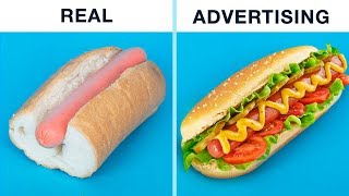 13 Tricks Advertisers Use To Make Food Look Delicious  Food Photo Hacks