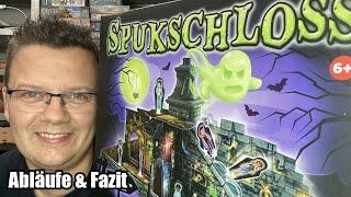 Spukschloss (Schmidt) - 3D Geisterspiel ab 6 Jahren
