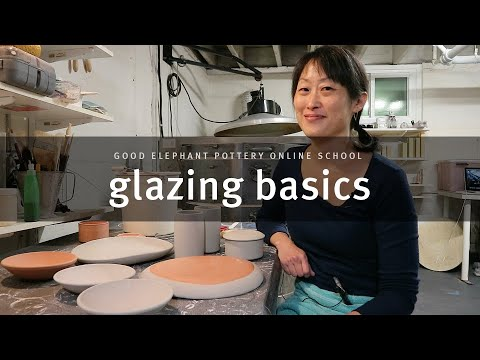 Glazing Basics / full length video / free to watch