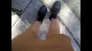 """MAGGIE LEE, """"WALKING GAME"""", 2013"""