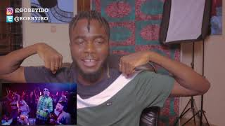 Marshmello   Light It Up Ft. Tyga & Chris Brown Reaction Video By Bobby Ibo