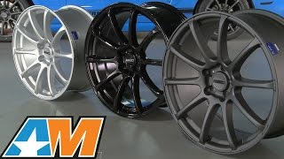 Mustang MMD Axim Wheels - Black, Silver and Charcoal (2005-2014 All) Review