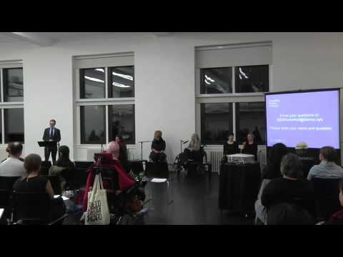 Town Hall: Disability and National Synergies in Dance
