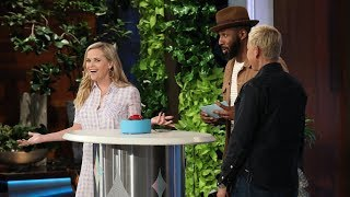 Reese Witherspoon Plays '5 Second Rule'