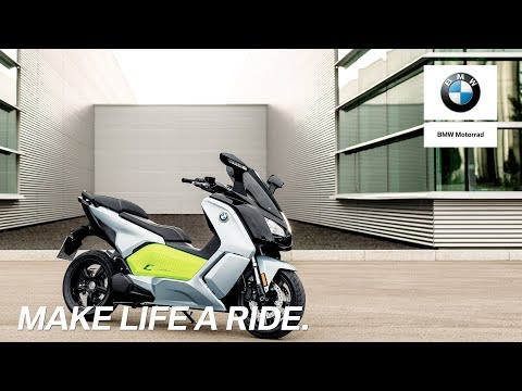 2018 BMW C Evolution in Chico, California - Video 1