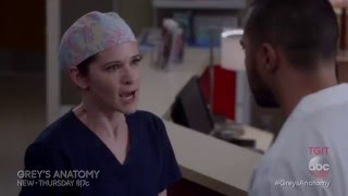 Grey's Anatomy - Jackson Finds Out April Is Pregnant
