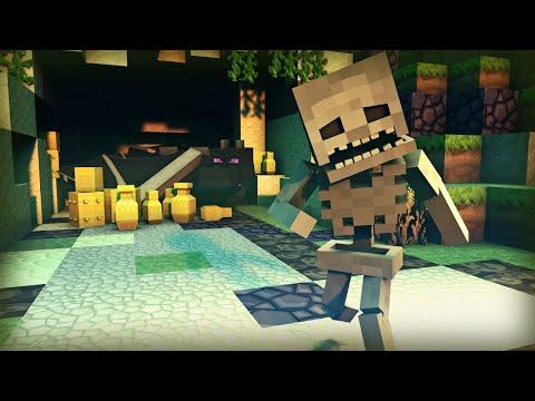 "♫ ""Snogard"" – Original Minecraft Song Parody Animation – Official Music Video"