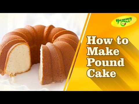 How to Make Pound Cake Recipe | Yummy One || Telugu Recipes || Indian Recipes