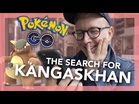 PokemonGo Hunting: Kangaskhan in Australia | Tyler Oakley