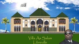 preview picture of video 'Villa As Salam, Libreville - Les Dessins de Conception Finales'