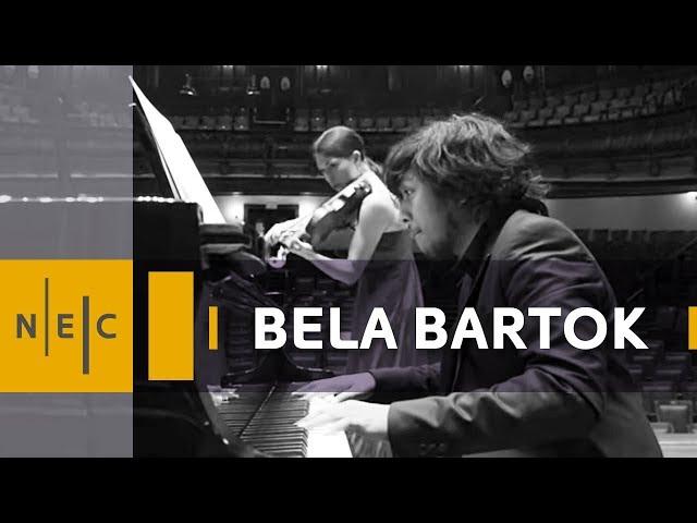 Bela Bartok: Romanian Folk Dances