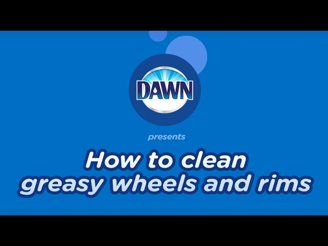 Dirty rims and wheels can take the joy out of any ride. Thankfully, Dawn cleans everything from baked-on to braked on messes. So take a quick pit stop to ...