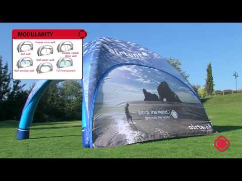 Inflatable Hospitality Airtent 13x13