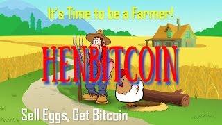 HenBitcoin - проект, где биткоин зарабатывается на яйцах.