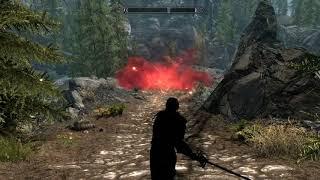 Elder Scrolls V  Skyrim Мод на Блич Зангетцу