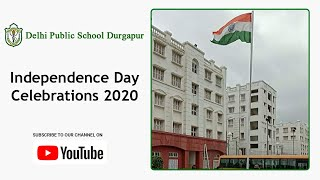 Students Celebrate 74th Independence Day 2020 | National Flag Unfurled At DPS Durgapur Thumbnail