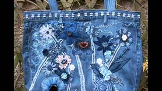 Хотите выглядеть стильно? Модные сумки из джинсов