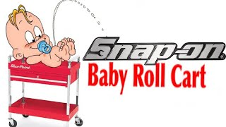 Snap On Baby Roll Cart ? What ??
