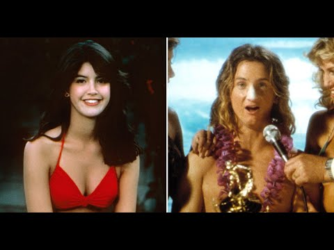 The Original Cast of Fast Times at Ridgemont High Is Just as Star-Studded