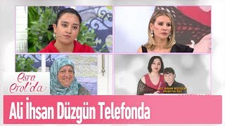 Doğa'yı kandıran Ali İhsan Düzgün telefonda - Esra Erol'da 12 Aralık 2019