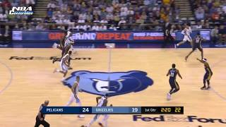 New Orleans Pelicans Vs Memphis Grizzlies   Full Game Highlights  Oct 18 2017