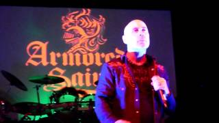 "Armored Saint - ""Aftermath"" - Live 06-08-2016 - DNA Lounge - San Francisco, CA"