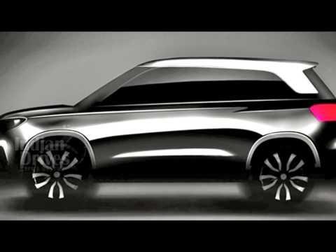 Maruti Vitara Brezza Compact SUV Teased