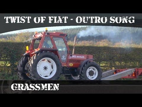GRASSMEN - Twist of Fiat - Outro Song
