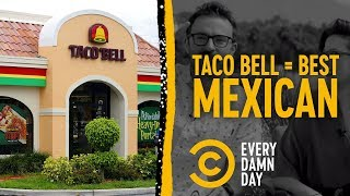 America Thinks Taco Bell Is the Best Mexican Restaurant