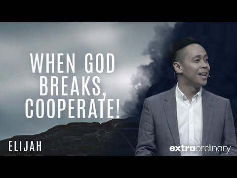 When God Breaks, Cooperate! - Marty Ocaya - Extraordinary