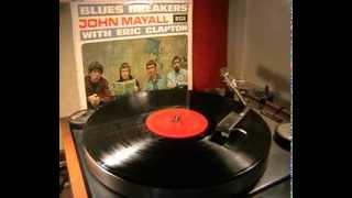 John Mayall's Bluesbreakers - Double Crossing - 1966