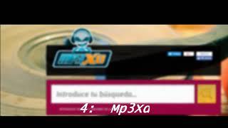 Las Mejores Paginas Web Para  R Musica   En Tu Pc