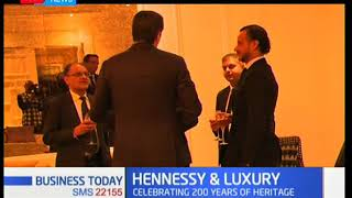 Billionaires dinner with hennessy- Business today