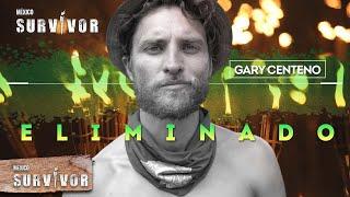 Gary se enfrentó a su segundo duelo de extinción y resultó eliminado.   Survivor México 2021