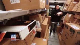 UPS Adding Peak Surcharges Due to COVID-19 Demand and Cost
