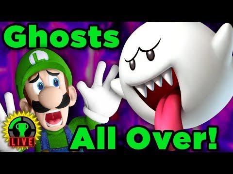 Don't Let The Ghosts Get You!   Luigi's Mansion 3 (Part 3)