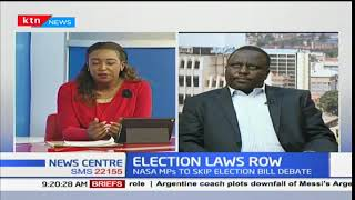 ELECTIONS LAWS ROW: Political and constitutional crisis in the country