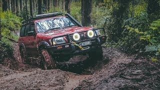 4WD at COCKPIT after 100MM of Rain   TOOLANGI State Forest   Vlog 61