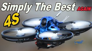 KingKong ET125 4S Micro FPV Drone Flight Review - We could not find anything wrong!