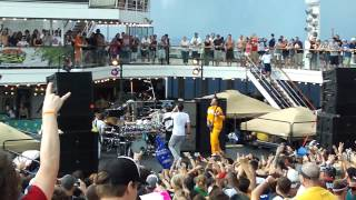 311 - Grassroots (Live on the 311 Cruise 2012)