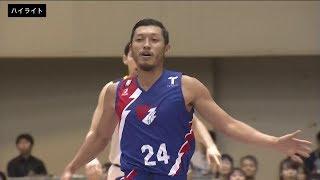 B1ハイライト10/07福岡vs栃木18-19B1第1節