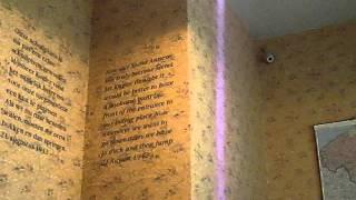 Anne Frank Bookcase Hiding the Secret Annex