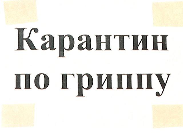 ГРИПП добрался до Ангарска